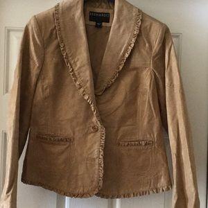 Genuine Leather jacket Bernardo, M